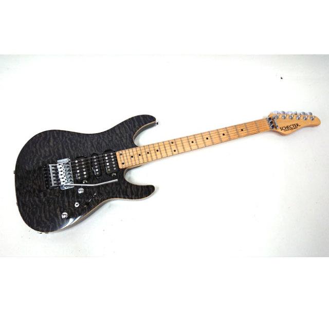 中古エレキギター SCHECTER シェクター NV-III-24 ※ケースなし