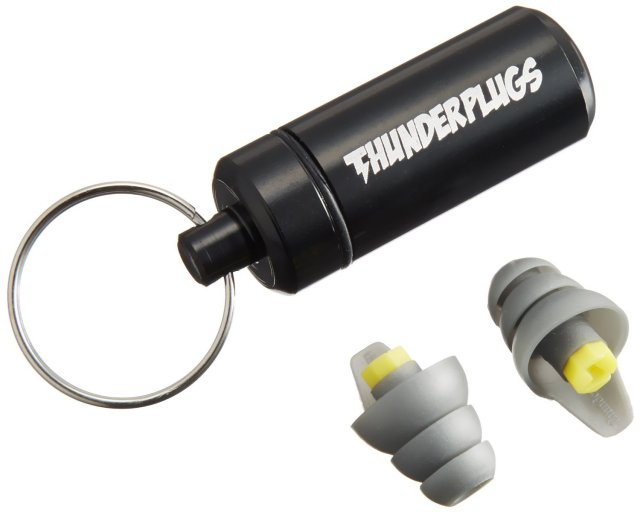 【送料無料・郵便】Safe Ears 音響外傷防止用イヤープロテクター THUNDERPLUGS (サンダープラグス) ブリスター