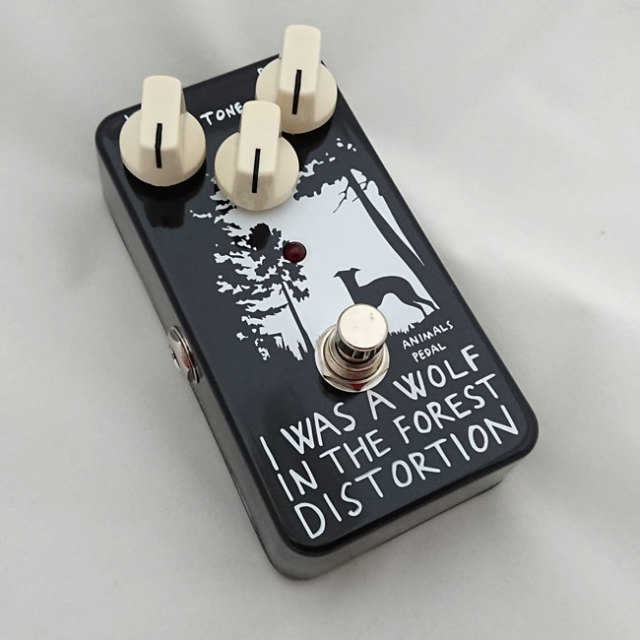 Animals Pedal アニマルズペダル I Was A Wolf In The Forest Distortion ディストーション