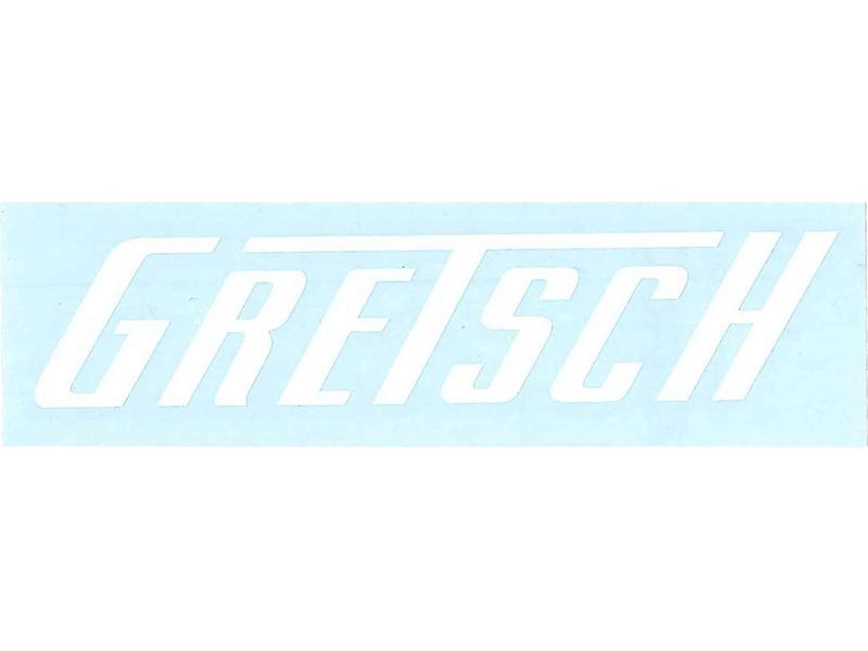 【送料無料メール便】グレッチ ダイカット・ウィンドウ・ステッカー Gretsch Die Cut Window Sticker