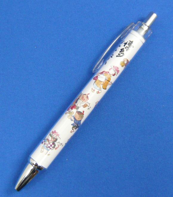 13ボールペン「どんたく」