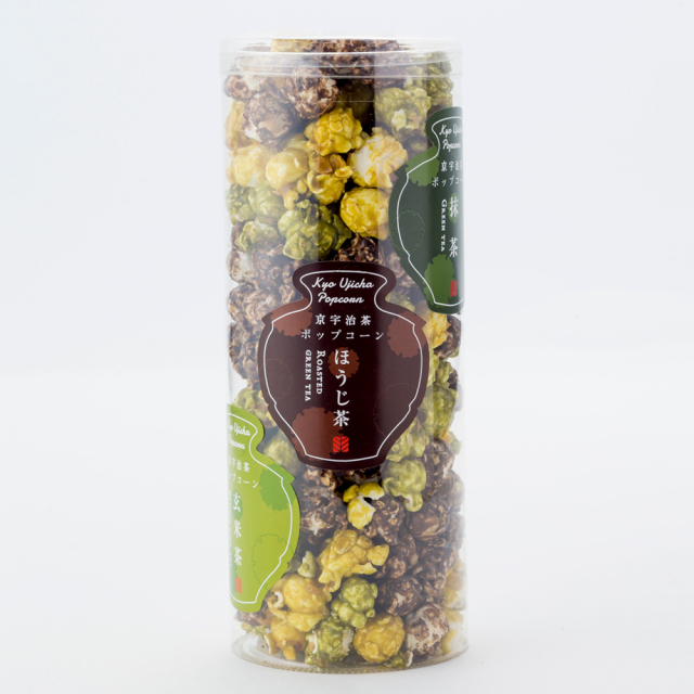 京都宇治茶ポップコーンショートMIX