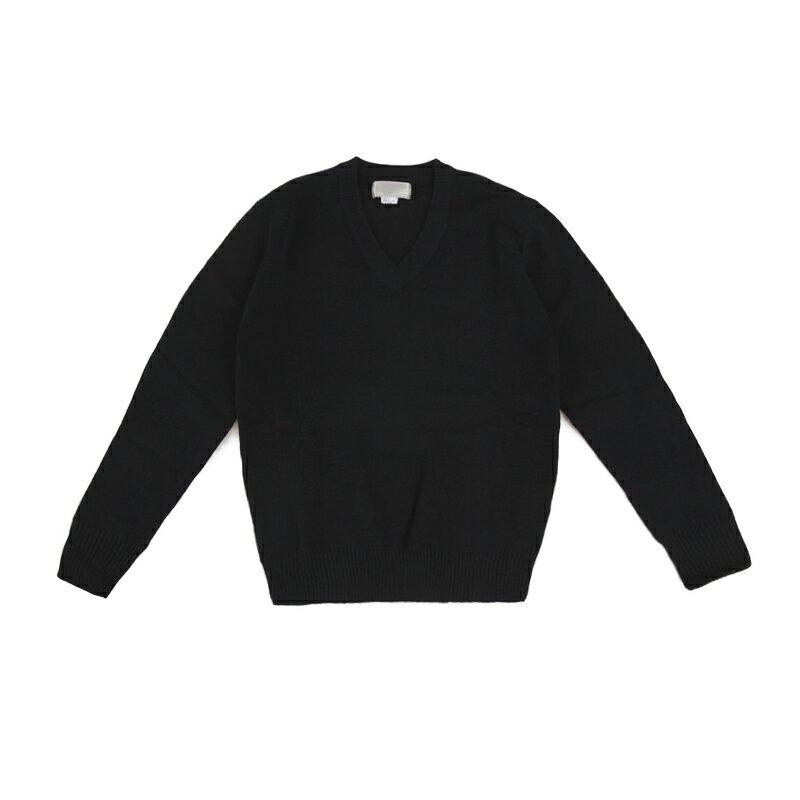 制服 セーター 紺 男女兼用 M-3L