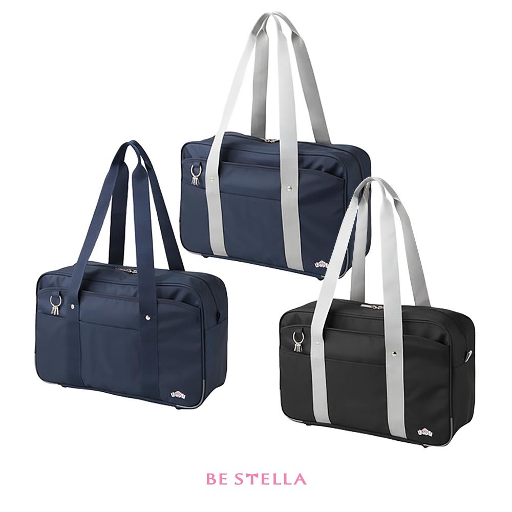 BESTELLA|ビーステラ スクールバッグ 学生鞄 コーデュラ(グレー・ブラック・ネイビー)