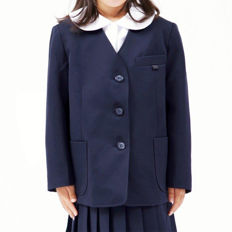 【アウトレット】小学生 制服 イートン ダブル 紺 A体 B体