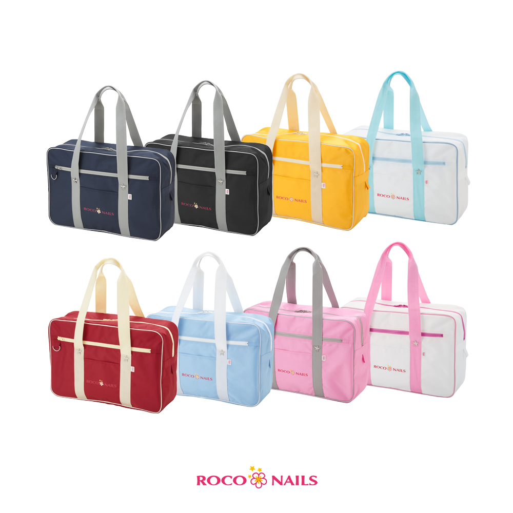【ポイント20倍】ROCONAILS|ロコネイル スクールバッグ 学生鞄 ナイロン(8色)