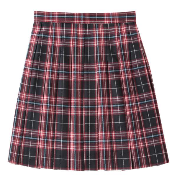 【ポイント20倍】ROCONAILS|ロコネイル  スクールスカート 女子 学生服 7号-13号(レッド チェック)