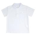 【1点までゆうパケット可】 小学生制服 鹿の子 半袖ポロシャツ