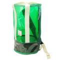 プールバッグ「Ocean&Ground オーシャン アンド グラウンド」筒型(グリーン)ビーチバッグ