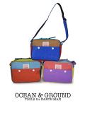 OCEAN&GROUND|オーシャンアンドグラウンド 通園バッグ ショルダーバッグ GOODAY CRAZY 1615001