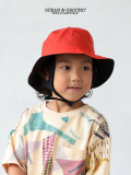 OCEAN&GROUND|オーシャンアンドグラウンド 子供服 帽子 ナイロンハット ウミヤマコドモ 52-56cm(8色)