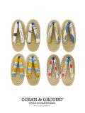 OCEAN&GROUND|オーシャンアンドグラウンド 草履 サンダル 男の子 16-22cm(4色)