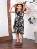 オーシャンアンドグラウンド(Ocean&Ground)子供服 ワンピース