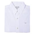 スクールシャツ 半袖 (ツブシ衿)