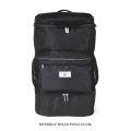 BEVERLY HILLS POLO CLUB|ビバリーヒルズポロクラブ スクールバッグ 通学鞄 スクエアーバッグ 男子 30L(黒)