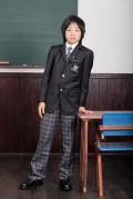 【全国送料無料】ブレザー(ブラック)フォーマル5点セット 子供フォーマル スクール 男の子 N-Boy
