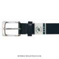 BEVERLY HILLS POLO CLUB|ビバリーヒルズポロクラブ 30mm スクールベルト(ブラック)