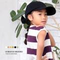 OCEAN&GROUND|オーシャンアンドグラウンド 帽子 キャップ GIRL'SリボンベースボールCAP 女の子 女子 1033104