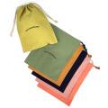 OCEAN&GROUND|オーシャンアンドグラウンド 巾着 袋 コットン O&G 大 1815901