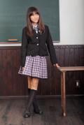 【全国送料無料】スカートスーツ(ブラック)フォーマル5点セット 子供フォーマル スクール 女の子 N-Girl