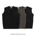 BEVERLY HILLS POLO CLUB|ビバリーヒルズポロクラブ スクールベスト 男女兼用 刺繍無(ネイビー・チャコール・ブラック)