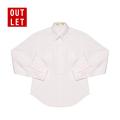 アウトレット|スクールシャツ 学生服 制服 女子(オフホワイト)