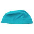 スイミングキャップ (水色) 水泳帽 スクール用