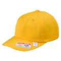 エコ黄交通安全帽子 野球型(マジックテープ式アジャスター付)通学帽