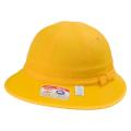 エコ黄交通安全帽子 メトロ型 通学帽