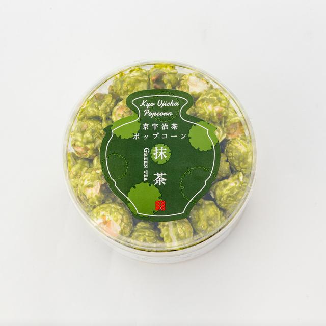 京都宇治茶ポップコーン