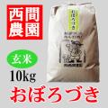 おぼろづき玄米10キロ