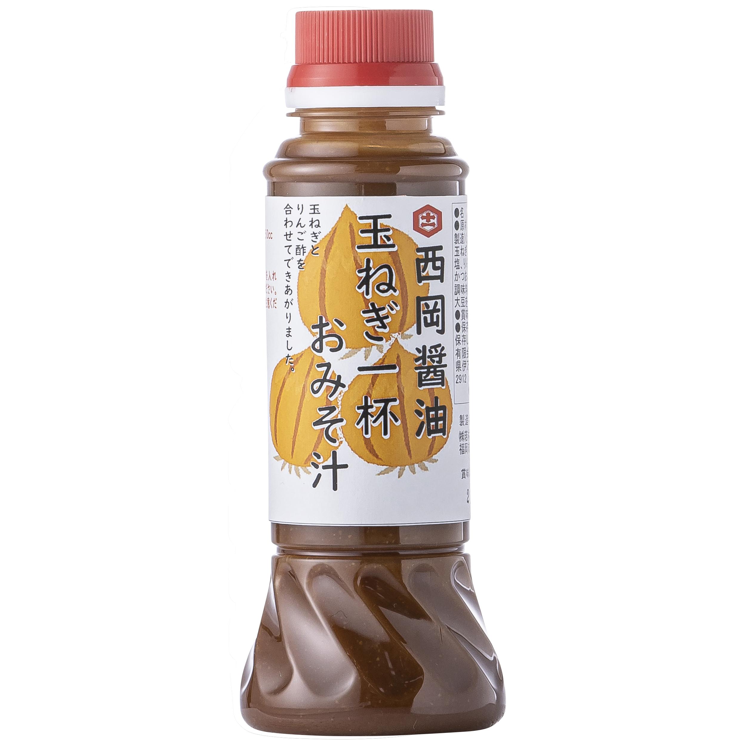 玉ねぎ一杯 おみそ汁240g
