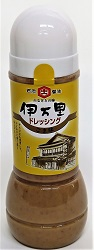 """西岡醤油の""""ごまドレッシング""""280ml"""