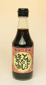 西岡醤油煮物どんぶりだし醤油300ml
