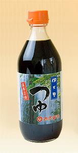 西岡醤油のつゆ500ml