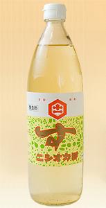 西岡醤油の醸造酢900ml