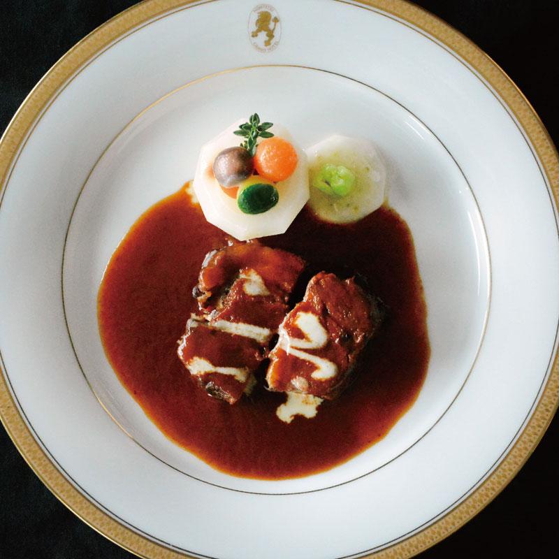 伝統のビーフシチュー(冷凍)