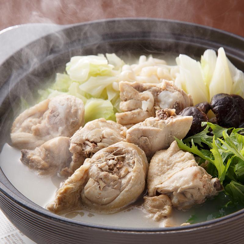 博多水炊きセット(冷凍)