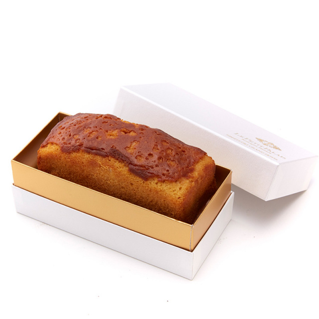 ブランデーケーキハーフ