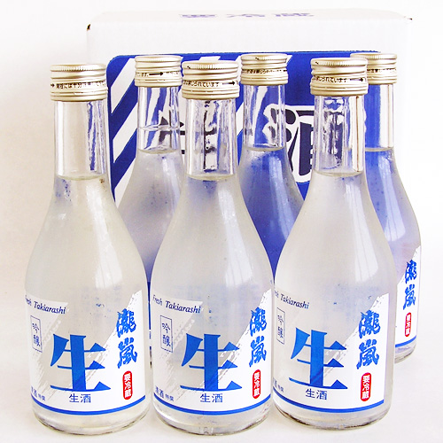 高知酒造 特撰吟醸瀧嵐300ml