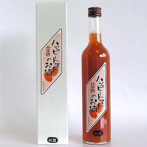 高知発 ハッピートマトのお酒 化粧箱入