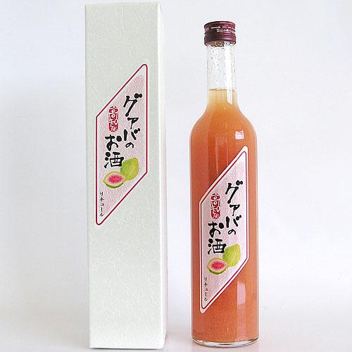 高知酒造 高知発 グァバのお酒 500ml
