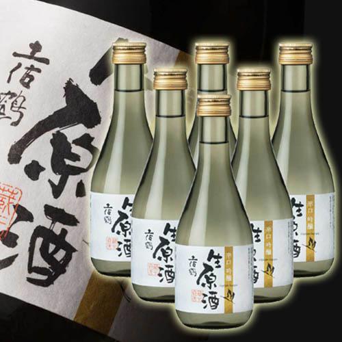 土佐鶴酒造 ≪特別限定» 辛口吟醸 生原酒」 300*6