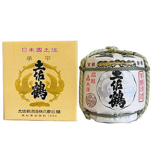 【清酒】土佐鶴酒造 上等酒 承平 菰樽 1800ml
