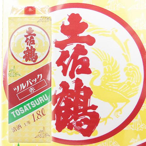 【清酒】土佐鶴酒造 上等酒 承平 パック 1800ml