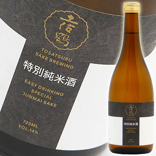 土佐鶴酒造 特別純米酒 720ml