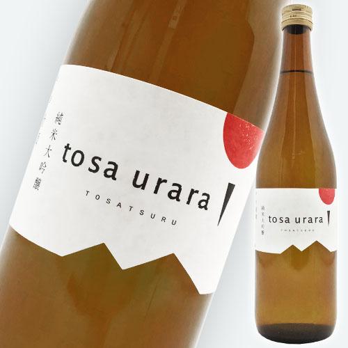 土佐鶴酒造 純米大吟醸 TOSA URARA 720ml