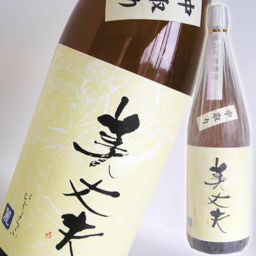 【清酒】浜川商店 美丈夫 麗 吟醸 中取り 1800ml