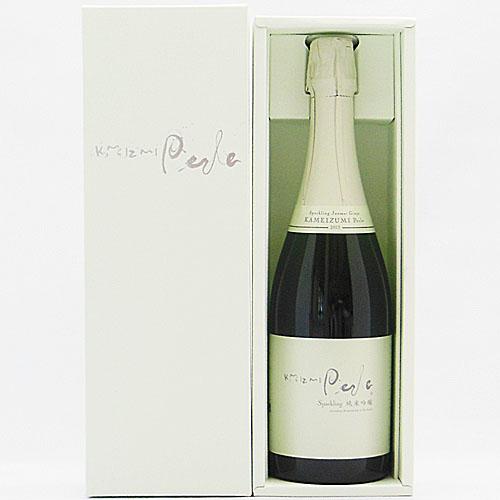 亀泉酒造 Sparkling純米吟醸 perle(ペルル)720ml