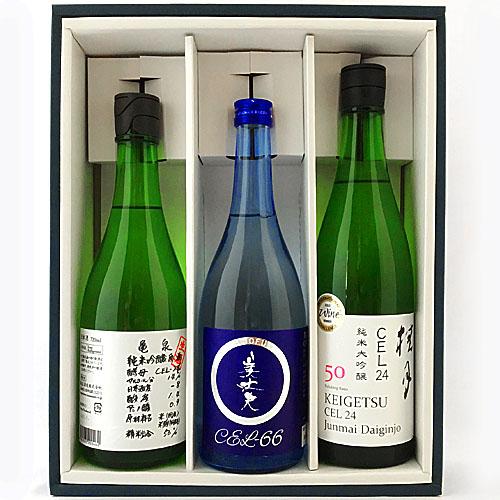 土佐の地酒 日本酒甘口セット 720×3本